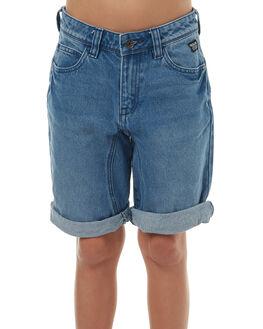 SUNBLEACH KIDS BOYS RIDERS BY LEE SHORTS - R-530029-104SUN