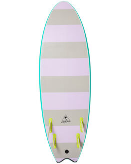 TURQOUISE SURF SOFTBOARDS CATCH SURF PERFORMANCE - ODY56-QTQ17