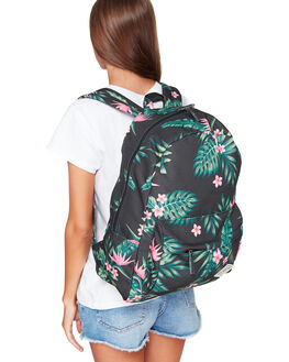 BLACK WOMENS ACCESSORIES BILLABONG BAGS + BACKPACKS - BB-6692015-BLK