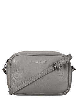 LIGHT GREY WOMENS ACCESSORIES STATUS ANXIETY BAGS + BACKPACKS - SA7253LIGRY
