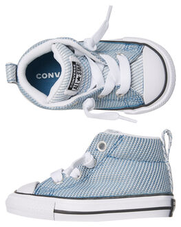 AEGEAN STORM KIDS TODDLER BOYS CONVERSE FOOTWEAR - 760723AEG