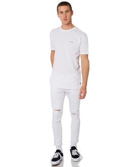 WHITE NOISE MENS CLOTHING A.BRAND JEANS - 810911329