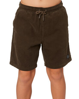 MILITARY KIDS BOYS SWELL SHORTS - S3174232MILIT