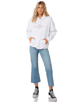 WHITE WOMENS CLOTHING LEVI'S JUMPERS - 74318-00390039