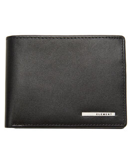 FLINT BLACK MENS ACCESSORIES ELEMENT WALLETS - 183572BFBLK