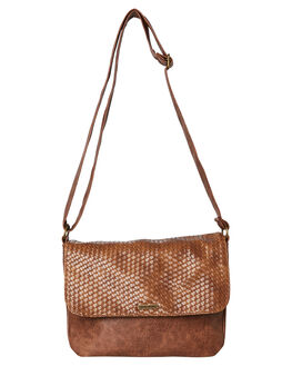 CHOCOLATE WOMENS ACCESSORIES BILLABONG BAGS + BACKPACKS - 6682110CHC