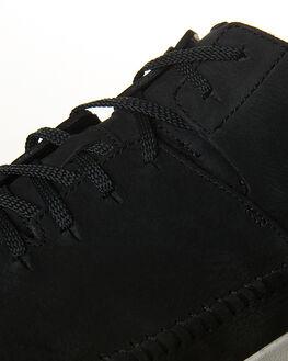 BLACK MENS FOOTWEAR CLARKS ORIGINALS SNEAKERS - SS26107-366M