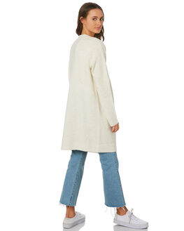 CREAM WOMENS CLOTHING NUDE LUCY KNITS + CARDIGANS - NU23178CREAM