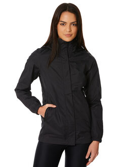 BLACK WOMENS CLOTHING THE NORTH FACE JACKETS - NF00CAE2JK3