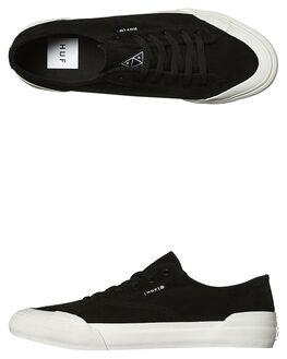 BLACK BONE MENS FOOTWEAR HUF SKATE SHOES - VC43002BKBO