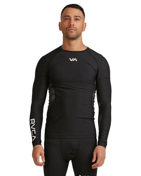 BLACK BOARDSPORTS SURF RVCA MENS - RV-R307047-BLK