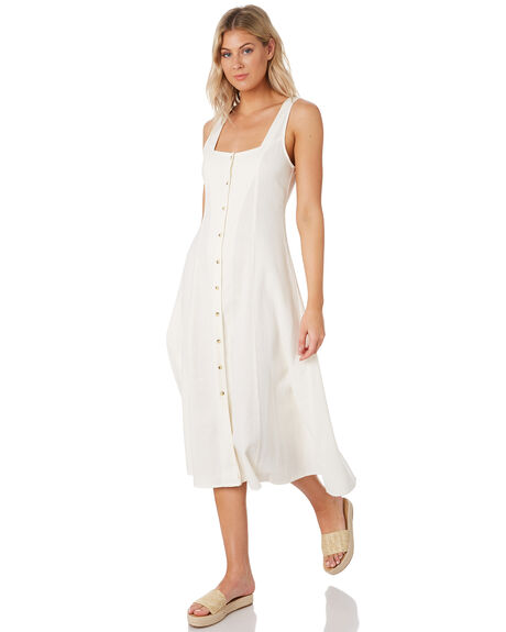 VINTAGE WHITE OUTLET WOMENS ROLLAS DRESSES - 13241006