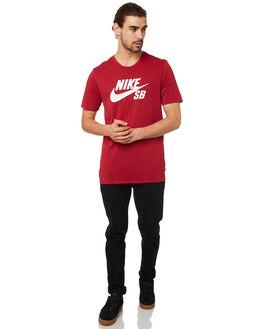 RED CRUSH MENS CLOTHING NIKE TEES - 821946618