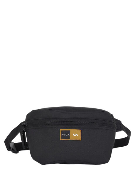 BLACK MENS ACCESSORIES RVCA BAGS + BACKPACKS - R391457BBLK