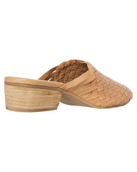 NATURAL WOMENS FOOTWEAR HUMAN FOOTWEAR HEELS - LOTTIENAT