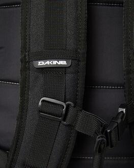 BLACK MENS ACCESSORIES DAKINE BAGS + BACKPACKS - 10002045BLK