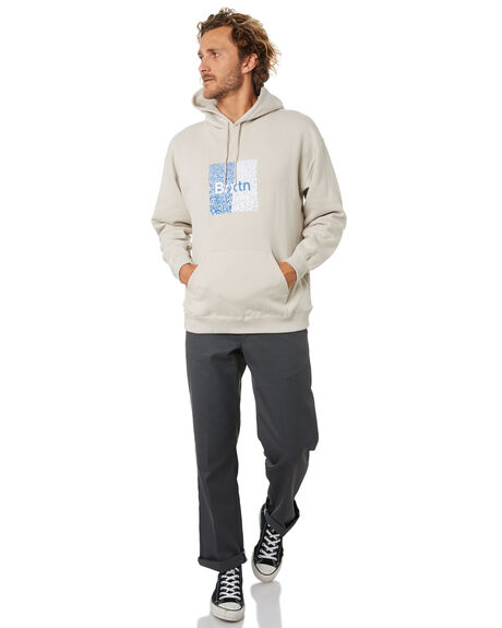 STONE MENS CLOTHING BRIXTON JUMPERS - 02769STONE