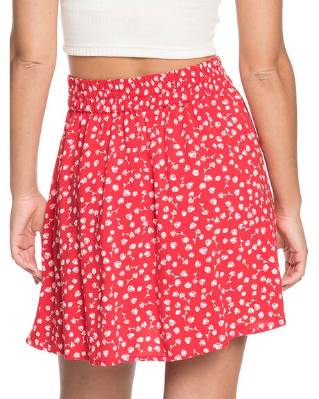 LOLLIPOP POESIE WOMENS CLOTHING ROXY SKIRTS - ERJWK03097-RPQ7