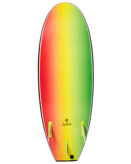 BLACK SURF SOFTBOARDS CATCH SURF FUNBOARD - ODY50-TBK17
