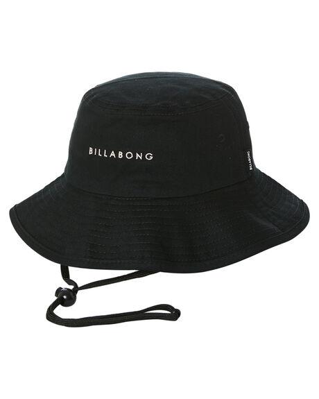 BLACK WOMENS ACCESSORIES BILLABONG HEADWEAR - 6613309ABLACK