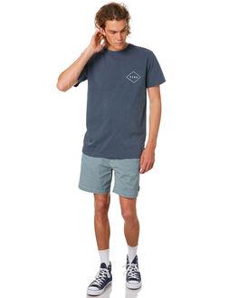 SLATE BLUE MENS CLOTHING THE CRITICAL SLIDE SOCIETY BOARDSHORTS - BS1809SLATE