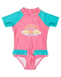 PINK KIDS TODDLER GIRLS RIP CURL SWIMWEAR - FSIBQ10020
