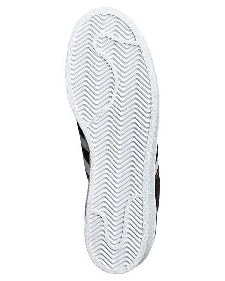 BLACK WHITE BLACK MENS FOOTWEAR ADIDAS ORIGINALS SNEAKERS - S75143BLK