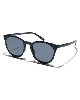 MATTE BLACK MENS ACCESSORIES LE SPECS SUNGLASSES - LSP1902025MBLK
