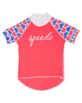 MULTI BOARDSPORTS SURF SPEEDO TODDLER GIRLS - 77Q84-6425MUL