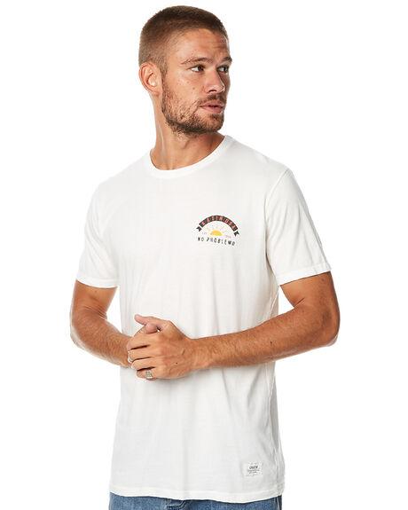 VINTAGE WHITE MENS CLOTHING KATIN TEES - TSSNAH16VWHT
