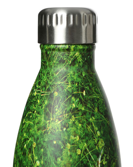 RAINFOREST GREEN MENS ACCESSORIES EARTH BOTTLES DRINKWARE - EB750FGRN