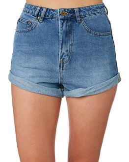 DENIM WOMENS CLOTHING INSIGHT SHORTS - 5000003177DEN