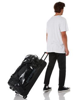 BLACK MENS ACCESSORIES PATAGONIA BAGS + BACKPACKS - 49387BLK