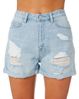 OXY DESTRUCT WOMENS CLOTHING LEE SHORTS - L-656834-NZ2