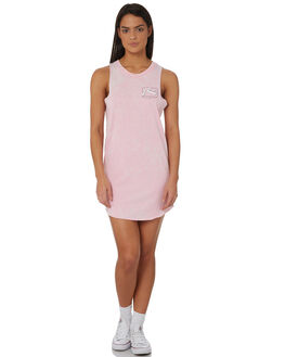ROSE WATER WOMENS CLOTHING RUSTY DRESSES - DRL0932ROW