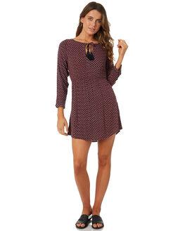 DEEP SEA WOMENS CLOTHING BILLABONG DRESSES - 6572496XSEA