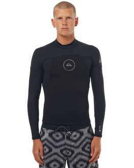 BLACK SURF WETSUITS QUIKSILVER VESTS - EQYW803008KVA0