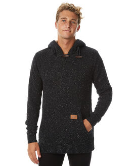 BLACK MENS CLOTHING RIP CURL KNITS + CARDIGANS - CSWCR10090