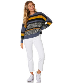 MULTI WOMENS CLOTHING RUSTY KNITS + CARDIGANS - CKL0357PEB