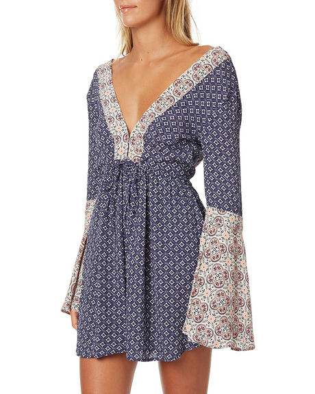NUDE NAVY WOMENS CLOTHING THE HIDDEN WAY PLAYSUITS + OVERALLS - H8161114NUD