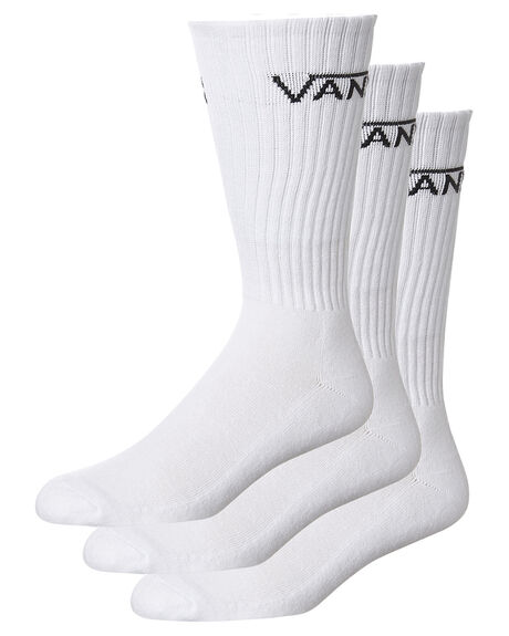 WHITE MENS CLOTHING VANS SOCKS + UNDERWEAR - VN-0XSEWHTWHT