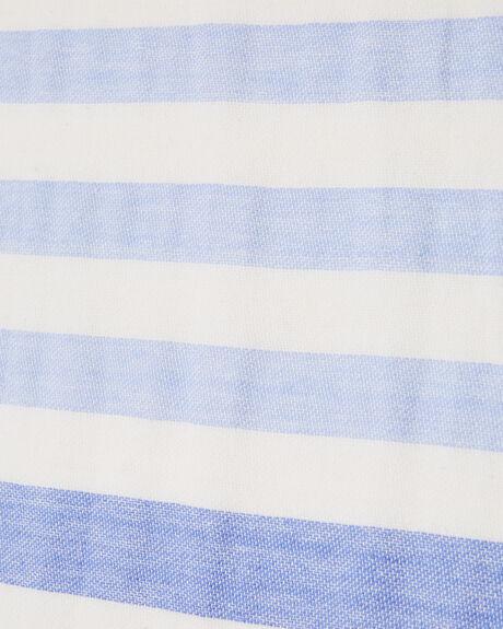 BLUE STRIPE WOMENS ACCESSORIES SWELL TOWELS - S81941801BLUST