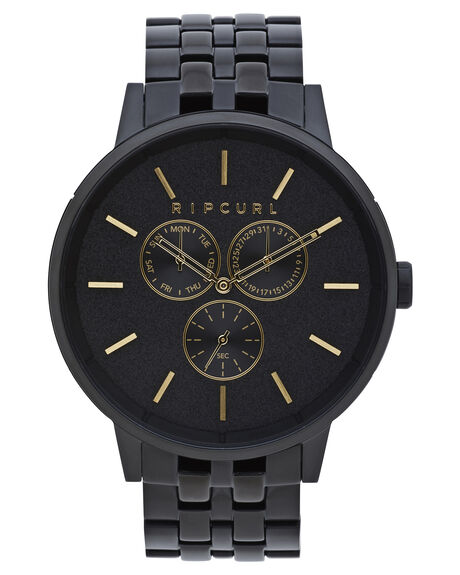 MIDNIGHT MENS ACCESSORIES RIP CURL WATCHES - A31774029
