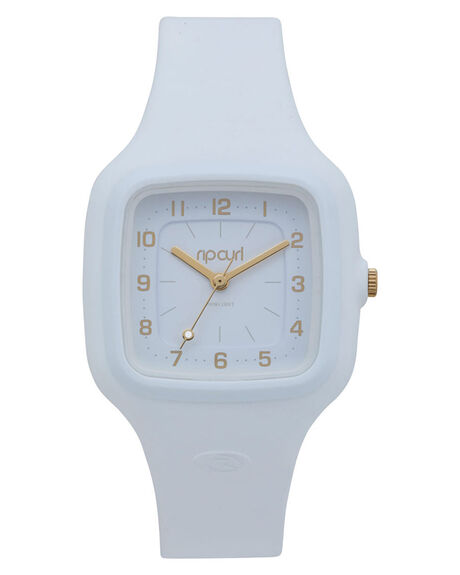WHITE WOMENS ACCESSORIES RIP CURL WATCHES - A3089G1000