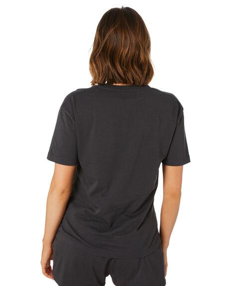 VINTAGE BLACK WOMENS CLOTHING SWELL TEES - S8211001VINBK