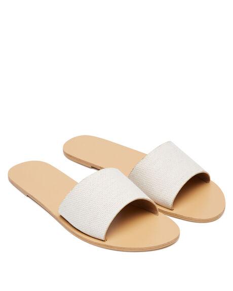 STONE LINEN WOMENS FOOTWEAR BILLINI FASHION SANDALS - S452SLN