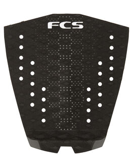BLACK CHARCOAL BOARDSPORTS SURF FCS TAILPADS - 26815BKCH1