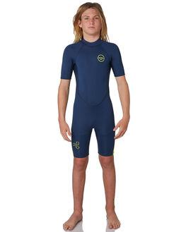 INK BLUE LEMONADE BOARDSPORTS SURF XCEL BOYS - KN210AX8ILL