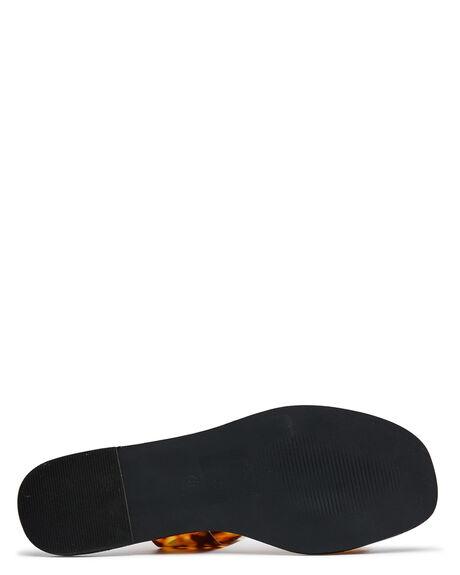 TORTOISESHELL WOMENS FOOTWEAR BILLINI FASHION SANDALS - S671TORT