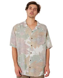 PASTEL MENS CLOTHING STUSSY SHIRTS - ST092406PASTEL